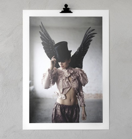 ELISA photoart Tove Frank 50x70