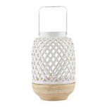 Lantern Breeze white dia 12/20 cm