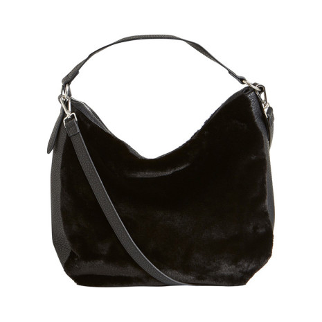 Objmaiden Faux Fur Large Bag