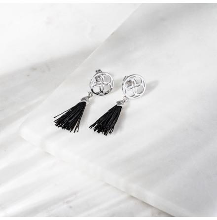Hokuto Earrings Silver