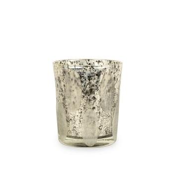 Ljuskopp ant silver 7,5x6,5