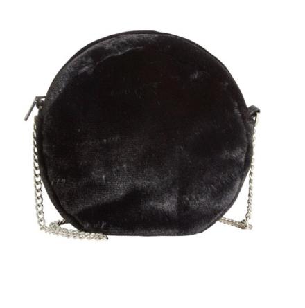Objviva Faux Fur Bag