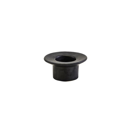 Candle Stand Miro matt black