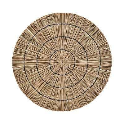 Placemat Mendong Nature 4-pack