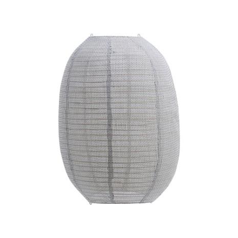 Lampskärm Stitch ljusgrå