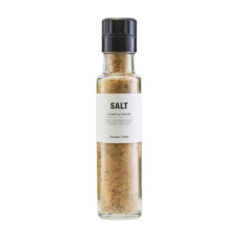 Salt Lemon & Thyme