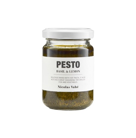 Pesto Basil & Lemon