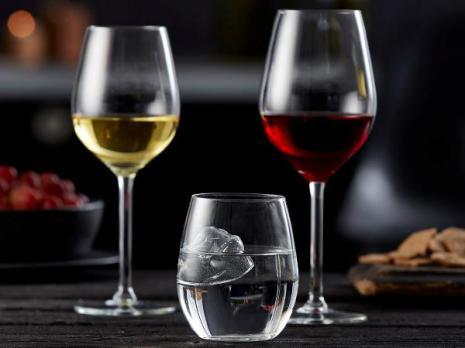 Lyngby Glas Juvel Rödvinsglas 50 cl 4-pack