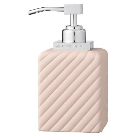 Roberta Tvålpump rosa 8x8xx16 cm