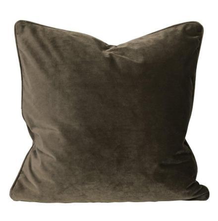 Elise Kuddfodral brun 45x45