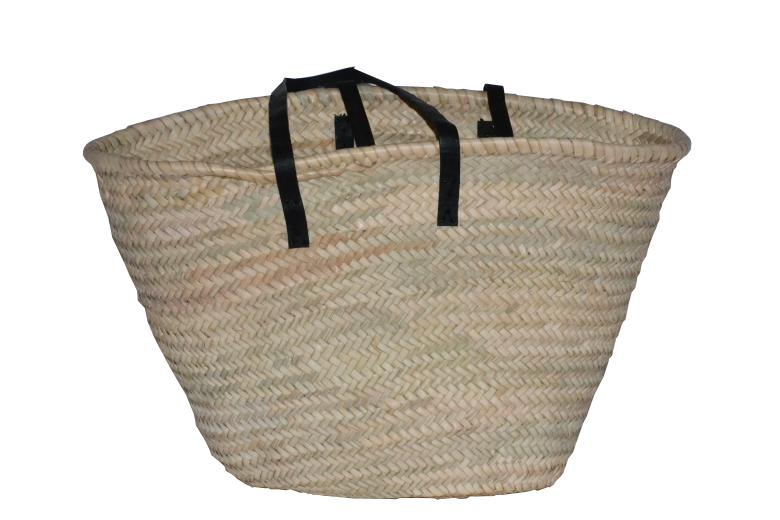 Väska palmblad läderband Nooli | Borett Interiör Awesmstore