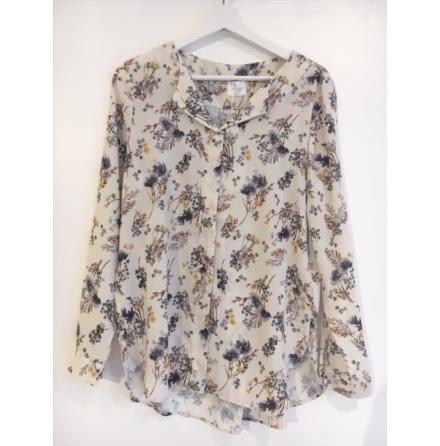 Vilucy L/S Shirt Sandshell
