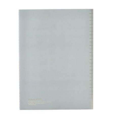 Anteckningsbok, Ljusblå