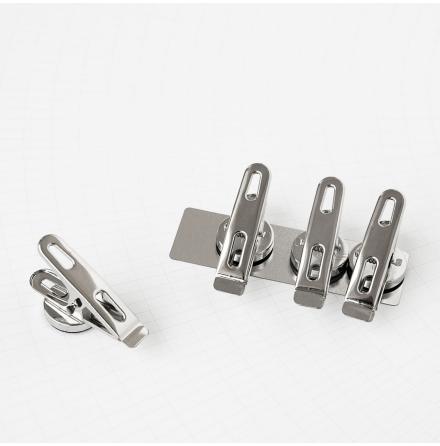 Klämmor Magneter 4-pack