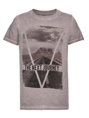 Kortärmad T-shirt, Zinc, LMTD