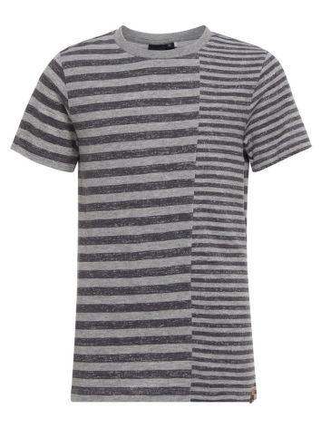 Kortärmad T-shirt, Grå, LMTD