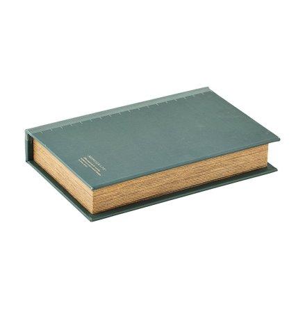 Förvaringsbok, Grön