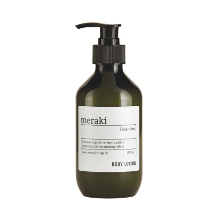 Bodylotion, Linen, Meraki