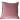 Kuddfodral, Ljuslila 60x60 cm