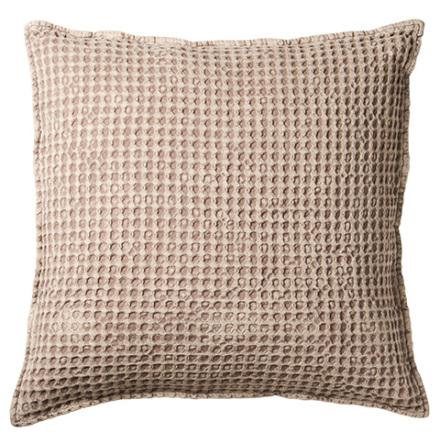 Kuddfodral, Ljusrosa 50x50 cm