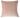 Kuddfodral, Ljusrosa, Sammet 50x50 cm