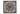 Väggdekoration, Svart/Guld 45x45 cm