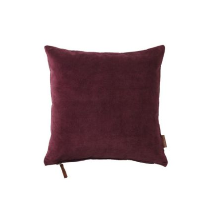 Kudde, Röd 50x50 cm