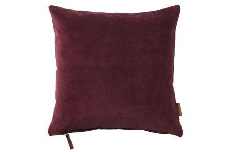 Kudde, Röd 50x50 cm, Cozy Living