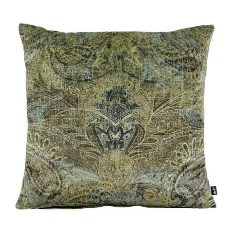 Kuddfodral, Sammet, Grön 60x60 cm, Jakobsdals