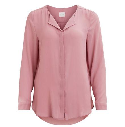 Vilucy L/S Shirt Renaissance Rose