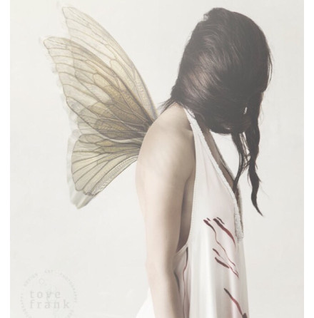 Kort, Butterfly Girl, Tove Frank