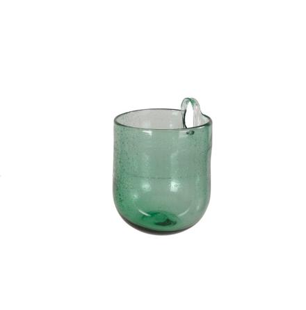 Väggljuslykta, Grön Stor
