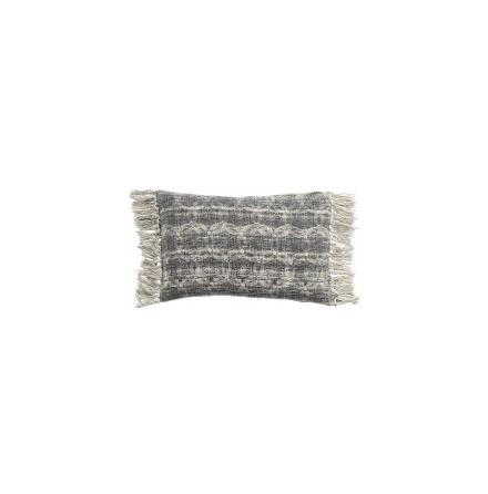 Kuddfodral, Grå 40x60 cm