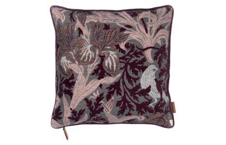 Kudde, Art Deco Lila 50x50 cm, Cozy Living