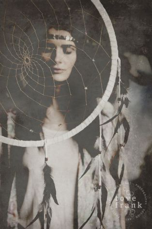 Art Print, Dream Catcher 50x70 cm, Tove Frank