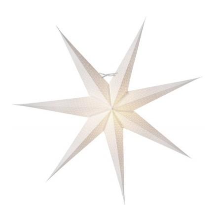 Julstjärna, Vit