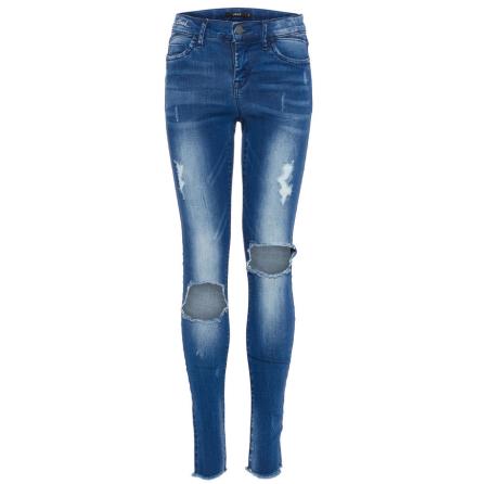 Jeans, Blå