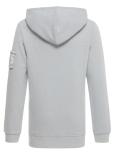 Sweatshirt med Huva, Grå, LMTD