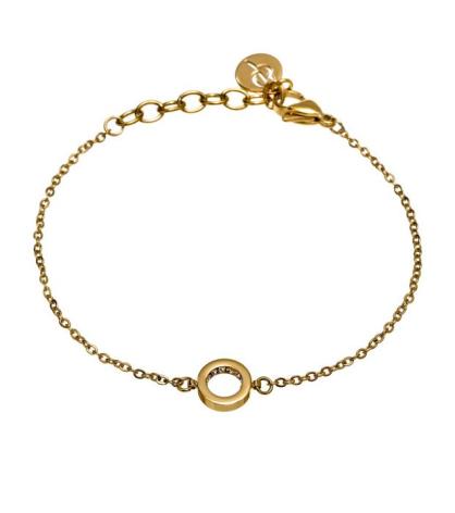 Armband Monaco Mini, Guld, Edblad