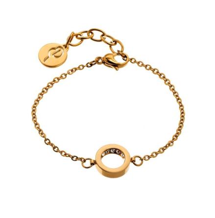 Armband Monaco, Guld, Edblad