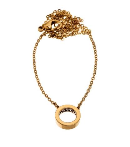 Halsband Monaco, Guld, Edblad