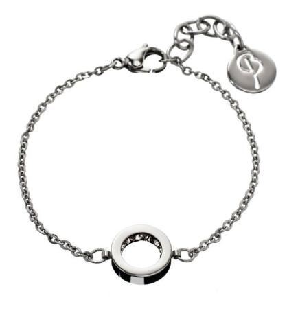 Armband Monaco, Stål, Edblad