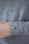 Armband Nova, Guld, Edblad
