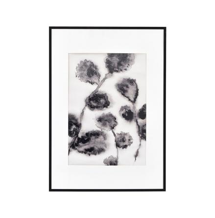 Illustration med Ram, Blommor 42x59,4 cm, House Doctor