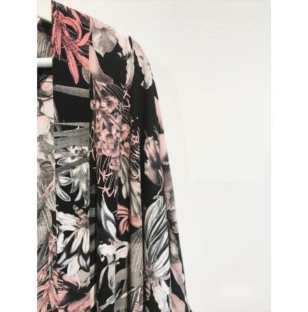 Kimono Svart