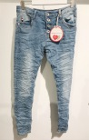 Jeans monday light blue