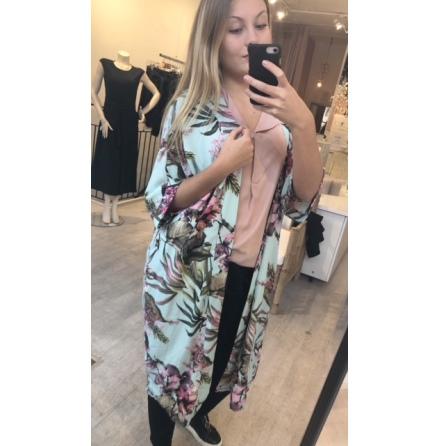 Kimono Turqouise One size