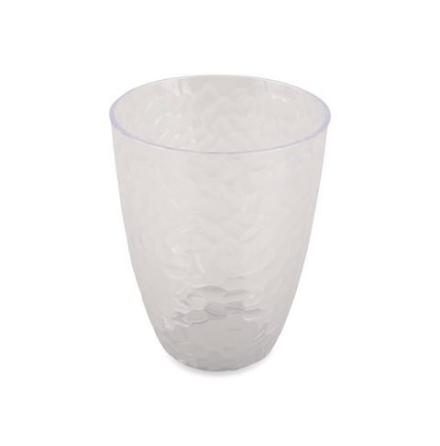 Glas, Plast