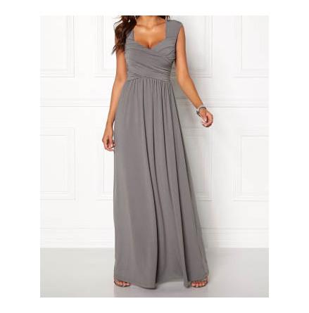 Kirily Maxi Dress Grey
