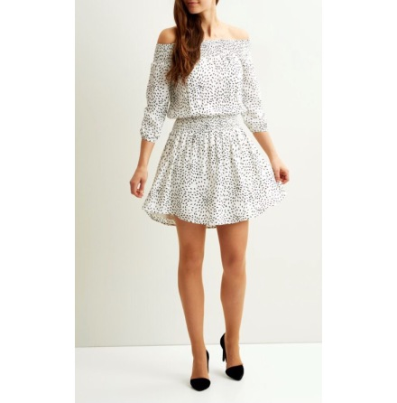 Vimosa Off shoulder Dress